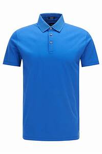 BOSS - Italian Cotton Polo, Regular Fit | T-Perry