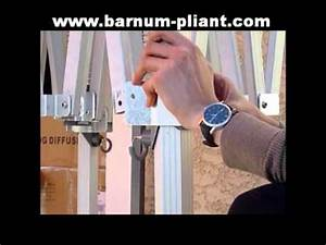 Barnum Pliant 3x6 : r paration poteau barnum 3x6 pro alu youtube ~ Carolinahurricanesstore.com Idées de Décoration