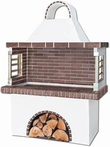 Grill Zum Selber Bauen : code 0102 gemauerter grill gartengrill mit braunem ~ Sanjose-hotels-ca.com Haus und Dekorationen