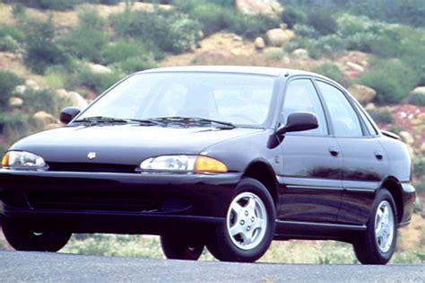 mitsubishi colt 1993 1993 94 dodge colt consumer guide auto