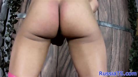 Big Dicked Russian Shemale Jerking Big Cock Eporner