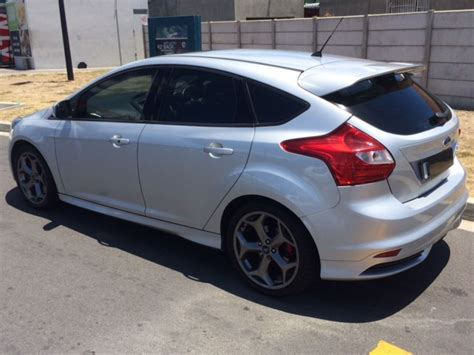 Cars For Sale In St by Autonet Helderberg Focus St Focus 2 0 Gtdi St3 5dr