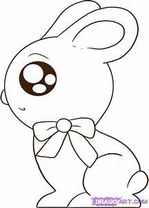 cute easter bunny cartoon pictures