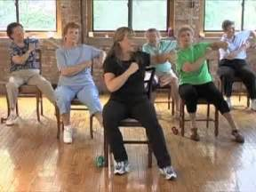 stronger seniors strength senior exercise aerobic video