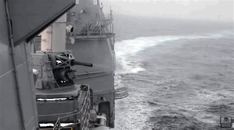 This Precision Weapon Is The Us Navy's Last Line Of Defence  Business Insider
