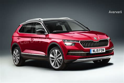 Skoda Small Suv Set For Release In 2020 Carbuyer