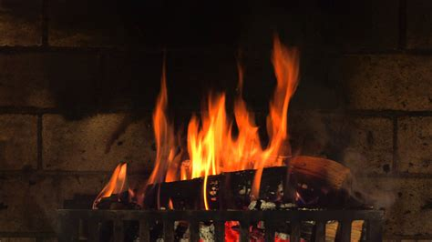 Animated Yule Log Wallpaper - yule wallpaper on wallpaperget