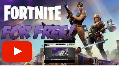 How To Download Fortnite Free 2017-2018!!! Pc!