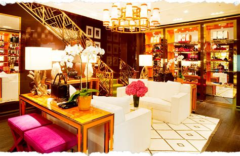 luxe report luxe fashion decor tory burch
