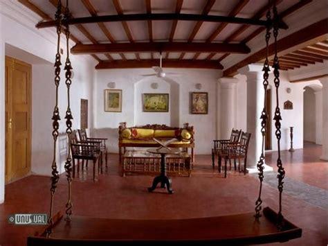 great swing   hotel  indiathe gate house tharangambadi tamil nadu india bed