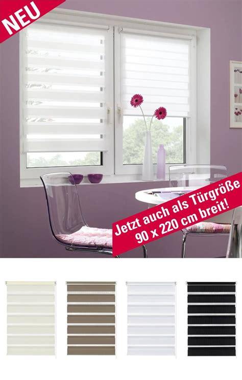 Gardinen Für Haustür by Gardinia Easyfix Doppelrollo Alle Farben Gr 246 223 En Kein
