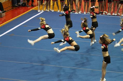 The Woodlands Texas Competitive Cheerleading Gym