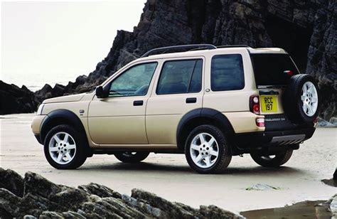land rover freelander 2000 land rover freelander 1997 car review honest john