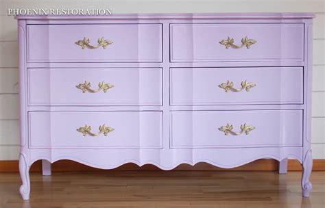 custom mixed purple dresser general finishes design center