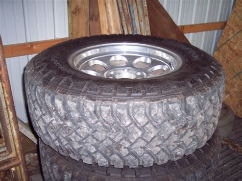 mickey thompson wheels  hankook mtz tires