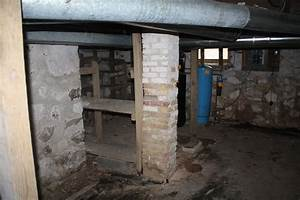 Willow Cottage Test  Scary Basement Photos