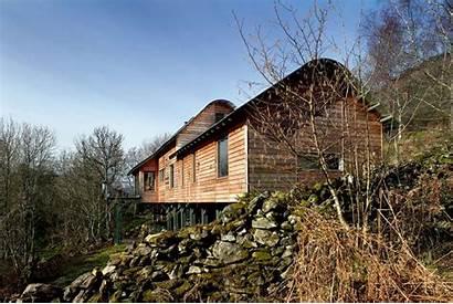 Hillside Build Sloping Site Roof Building Homes