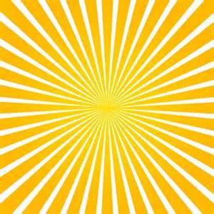 High Res Sunbursts