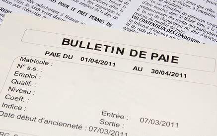 salaire second de cuisine comment établir un bulletin de paie pratique fr