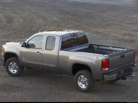 Gmc Sierra Extended Cab Photos Photogallery With 8 Pics