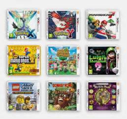 Nintendo 2DS Games