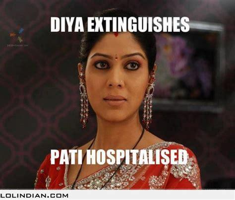 Funny Hindi Memes - lessons i learned from hindi serials nawabi musings