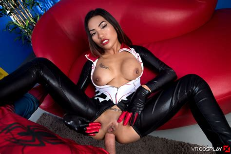 Vrcosplayx One Last Anal Fuck With Busty Asian Babe Silk