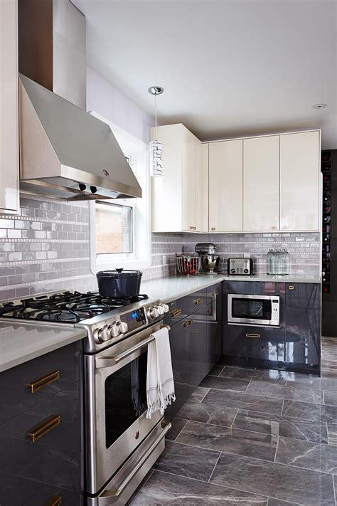 gray kitchen designs 66 gray kitchen design ideas decoholic 1323