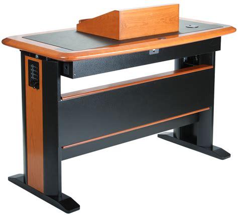 lectern tops caretta workspace