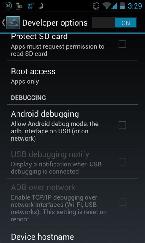 debugging app for android enable usb debugging on android 2 x 4 0 4 1 4 2rewrite tech