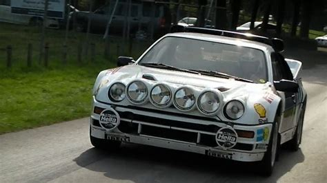 444HP Ford RS200 Group B Legend with Great Sound - YouTube