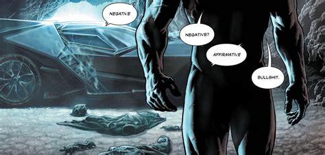 dc comics censored batmans penis   versions