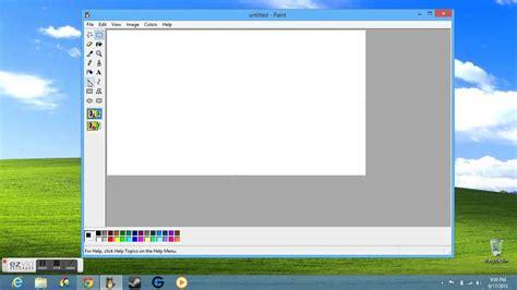 microsoft paint windows xp download free