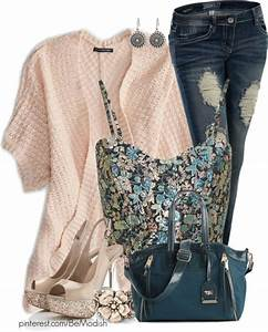 cute-spring-outfits-polyvore | Fashion | Pinterest