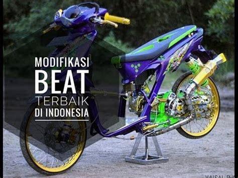 Motor Beat Thailook by Modifikasi Beat Thailook Inspirasi