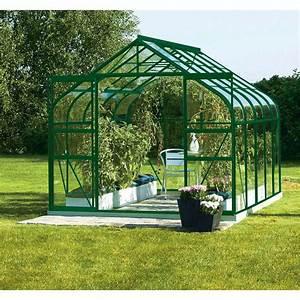 Serre De Jardin En Verre Horticole Diana 8300 825 M