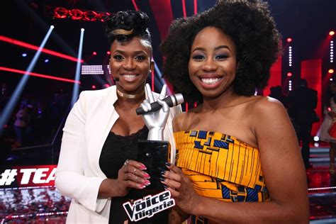 Version of 'the voice' from nigeria. In 18 pictures, relive the thrilling grand finale of The Voice Nigeria » YNaija