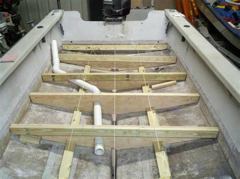 Boat Stringer System by Boat Stringer Repair Guide Boatlife
