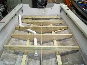 Boat stringer repair guide boatlife for Replacing boat floor