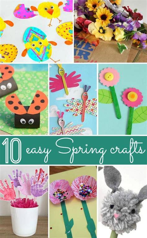 spring craft ideas  typical mom