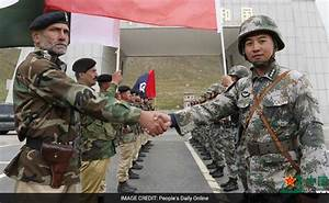 Pak, Chinese Troops Launch First Joint Patrol Near PoK ...