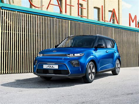 New Kia Soul Ev Confirmed For 2019 European Debut