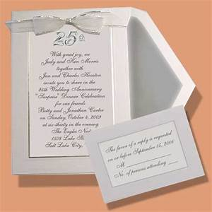 27 best images about anniversary invitations on pinterest With 25th anniversary wedding invitations in spanish
