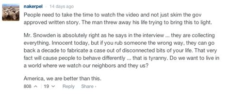 cnn comments section top comments about edward snowden bhsc