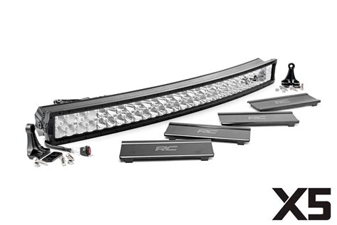 curved led light bar 40 in curved cree led light bar x5 series 76240