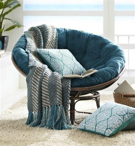 canapé papasan 40 idées en photos pour comment choisir le fauteuil de lecture