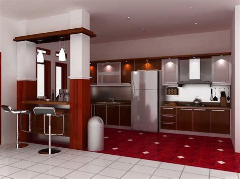 model kitchen set minimalis  desain rumah minimalis