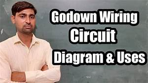 Godown Wiring Circuit Diagram And Uses Full Information In