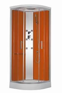 Cabine De Douche Intégrale 80x80 : cabine de douche 80x80 pas cher ~ Dallasstarsshop.com Idées de Décoration