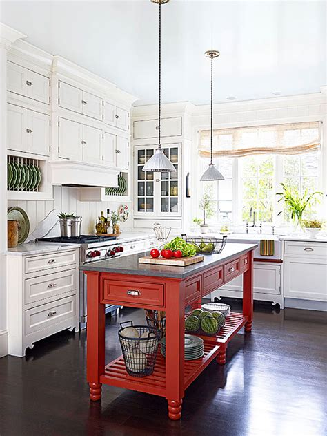 cottage style kitchen islands white cottage kitchen ideas
